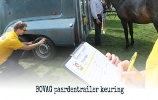 BOVAG keuring paardentrailer