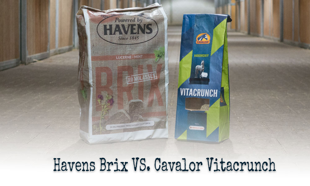 Cavalor Vitacrunch VS Havens Brix