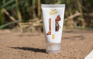 Review Rapide Leather Gel