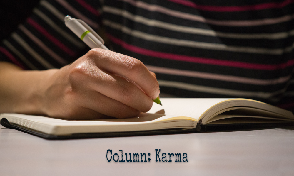 [Column] Karma
