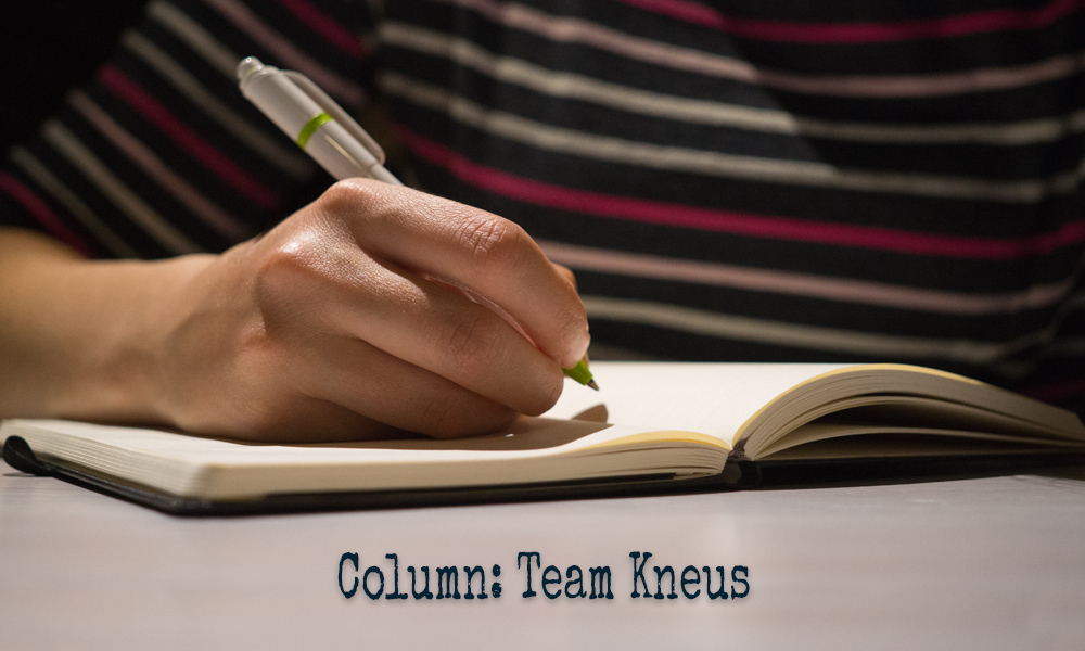 [Column] Team Kneus